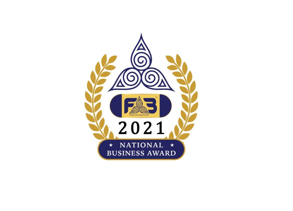 FaB Global Proudly Presents the National Business Award 2021 to Acknowledge and Celebrate the Success of Businesses around India.