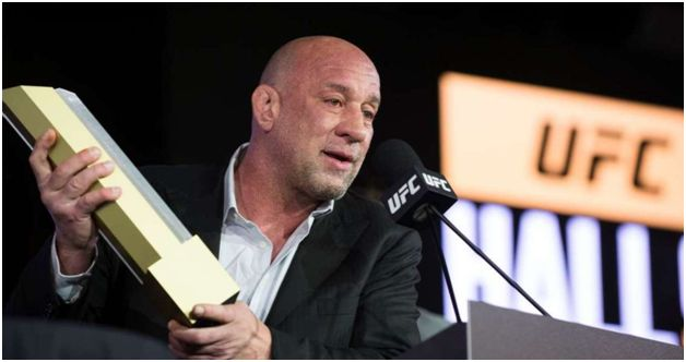 Evolvement of MMA in the Eyes of Mark Coleman