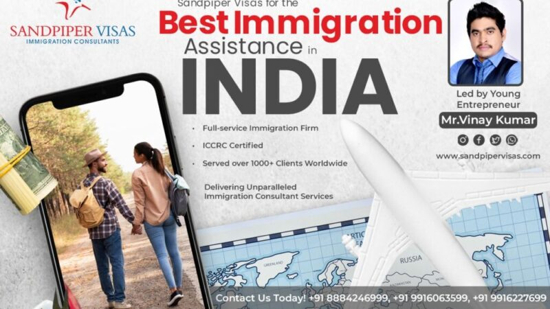 Sandpiper Visas Now Offering Holistic Support to Ease Migration to Australia and Canada
