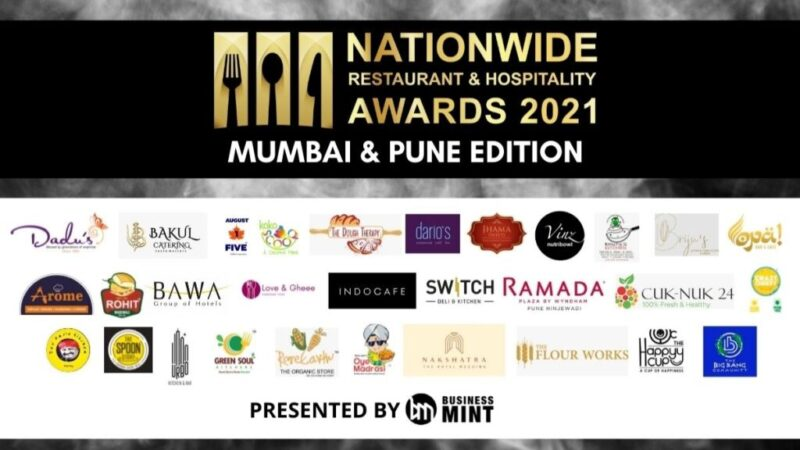 The Grand Nationwide Restaurant & Hospitality Awards – 2021 by Business Mint