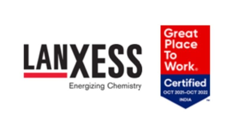 LANXESS India is now Great Place to Work-Certified™