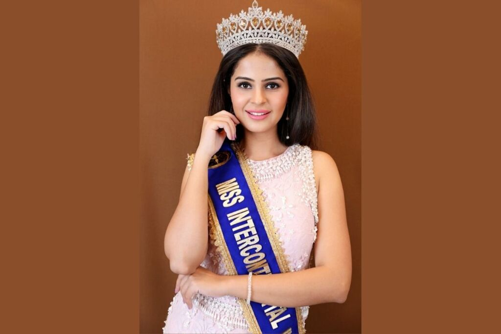 Mittali Kaur To Represent India at International Level After Being Crowned Miss Intercontinental India 2021