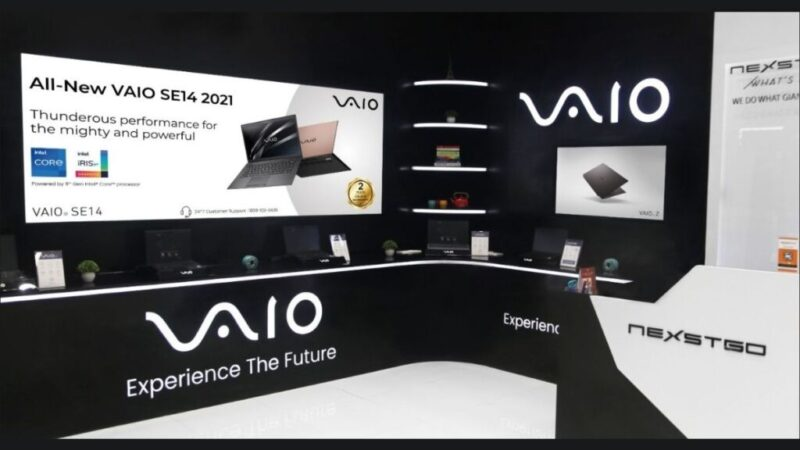India's First Vaio Exclusive Brand Store Launches in Mumbai